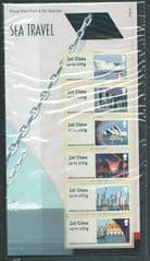 2015 'SEA TRAVEL ( HYTECH TYPE IIIA) PACK (P&G 20)