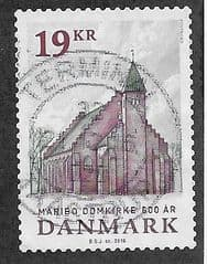 2016 19KR (S/A) '600TH ANN OF MARIBO' FINE USED