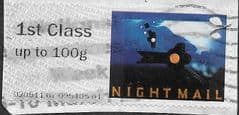 2017 1ST 'NIGHTMAIL' FINE USED