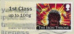 2018 1ST (S/A) 'GAME OF THRONES' FINE USED