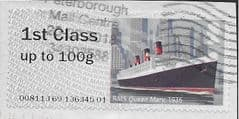 2018 1ST (S/A) 'RMS QUEEN MARY' FINE USED