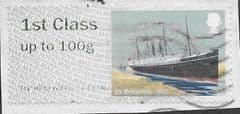 2018 1ST (S/A) 'SS BRITANNIA' FINE USED