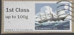 2018 1ST (S/A) 'SS GREAT WESTERN' FINE USED