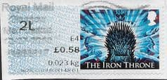2018 2L (E4) (S/A) 'GAME OF THRONES' FINE USED