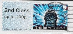 2018 2ND CLASS (S/A) 'GAME OF THRONES' FINE USED