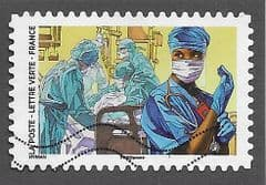 2020 (116c) (S/A) 'COVID 19 - DOCTORS AND NURSES' FINE USED