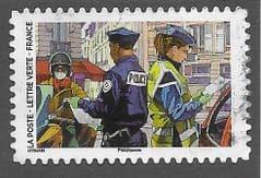 2020 (116c) (S/A) 'COVID 19 - POLICE' FINE USED