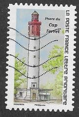 2020 (116c) (S/A) 'LIGHTHOUSES- CAP FERRET'  FINE USED