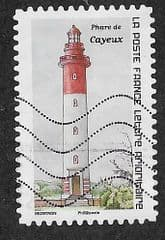 2020 (116c) (S/A) 'LIGHTHOUSES- CAYEUX'  FINE USED