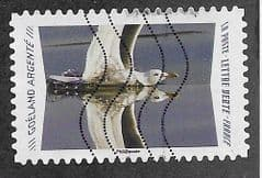2020 (97c)(S/A) 'ANIMAL REFLECTIONS- HERRING GULL' FINE USED