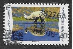 2020 (97c)(S/A) 'ANIMAL REFLECTIONS- LLAMA' FINE USED
