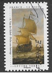 2020 (97c)(S/A) 'CURIOSITY CABINET- FISHING FOR HERRING' FINE USED