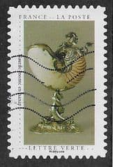 2020 (97c)(S/A) 'CURIOSITY CABINET- NAUTILUS SHELL' FINE USED