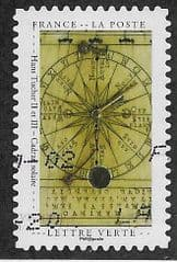 2020 (97c)(S/A) 'CURIOSITY CABINET- SOLAR CHART' FINE USED