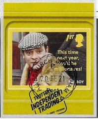 2021 1ST(S/A) 'ONLY FOOLS AND HORSES - THIS TIME..' (L/H SELVEDGE) FINE USED