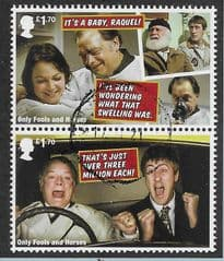 2021 (SE~TE ) £1.70 'ONLY FOOLS AND HORSES- ITS A BABY, RAQUEL...' FINE USED