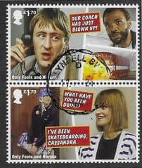 2021 (SE~TE ) £1.70 'ONLY FOOLS AND HORSES- OUR COACH HAS JUST BLOWN UP...' FINE USED