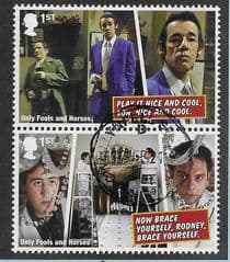 2021 (SE~TE ) 1ST 'ONLY FOOLS AND HORSES- PLAY IT NICE AND COOL SON...' FINE USED