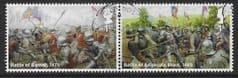 2021 (SE~TE PAIR) 1ST 'THE WAR OF THE ROSES'  FINE USED