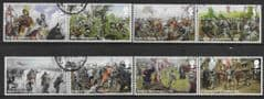 2021 (SE~TE SET) 'THE WAR OF THE ROSES' (8v) FINE USED