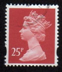 25P ' ROSE RED'(2B) FINE USED