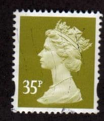 35P 'YELLOW OLIVE' FINE USED