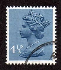 4.5P 'GREY BLUE' (2 BANDS) FINE USED