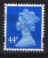 44P DP BT BLUE FINE USED