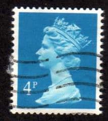 4P 'NEW BLUE' FINE USED