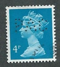 4P 'NEW BLUE' ( PAC) FINE USED
