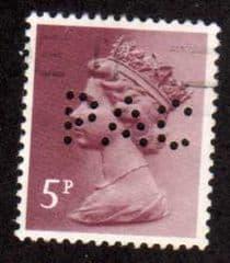 5P 'CLARET' (P.A.C') FINE USED
