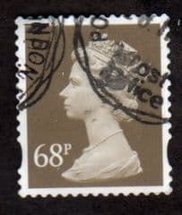 68P (S/A)  'GREY BROWN'.FINE USED
