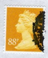 88P (S/A) 'AMBER YELLOW' (M13L) GOOD USED