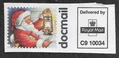 DOCMAIL 'CHRISTMAS' PPI (C9 10034)