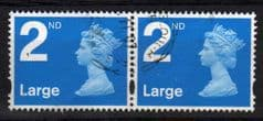 PAIR OF 2ND LARGE 'PIP' FINE USED