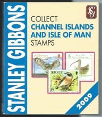 S.G 'CHANNEL ISLANDS (ISSUED 2009) GOOD,CLEAN