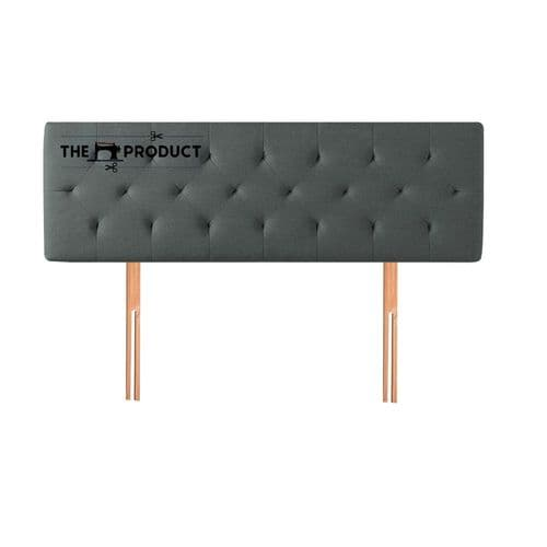Clip Adjustable Upholstered Headboard