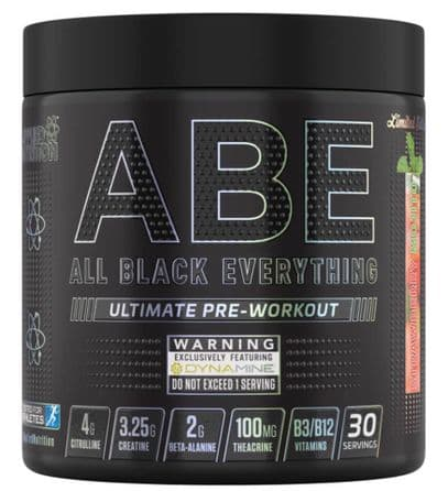 ABE (ALL BLACK EVERYTHING) PRE-WORKOUT 315G