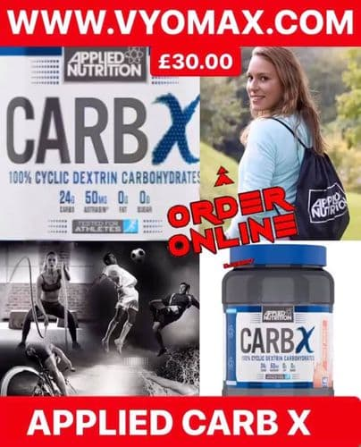 APPLIED CARB X