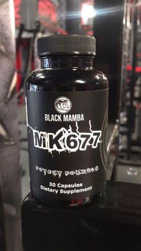 Black Mamba MK677 (30 Caps)