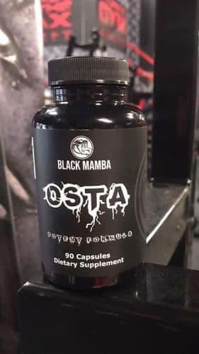 Black Mamba Osta MK2866 SARM 15MG Per Cap (90 Caps)