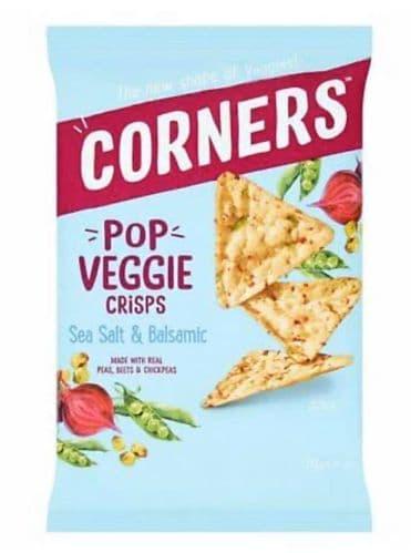 Corners Pop Veggie Crisps 28g