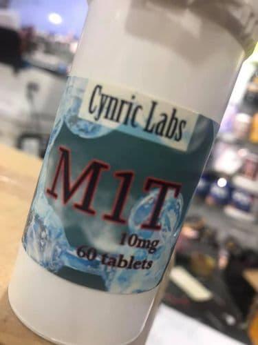Cynric Labs  M1T