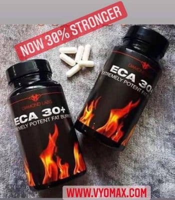 DIAMOND LABS FAT BURNERS NOW 30% STRONGER