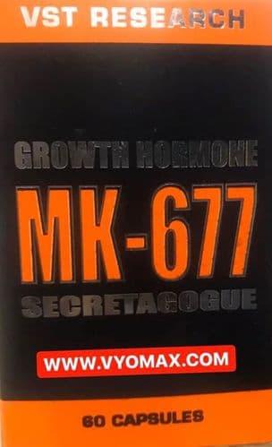 MK-677 VST RESEARCH