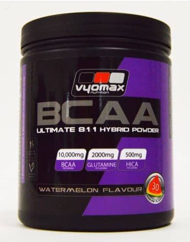VYOMAX®  8:1:1 BCAA POWDER 435g