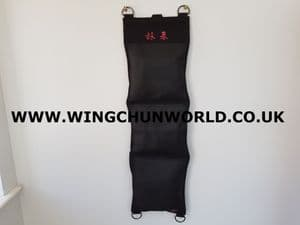 Everything Wing Chun - Ultimate Wall Bag - Three Section - Genuine Leather